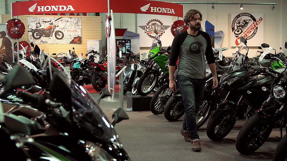 Browsing Motorcycles