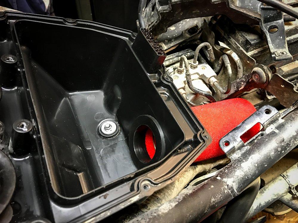 Triumph Tiger 800 XCx PreFilter