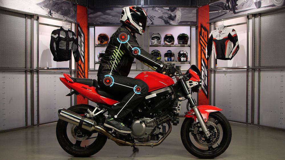 Standard motorcycle