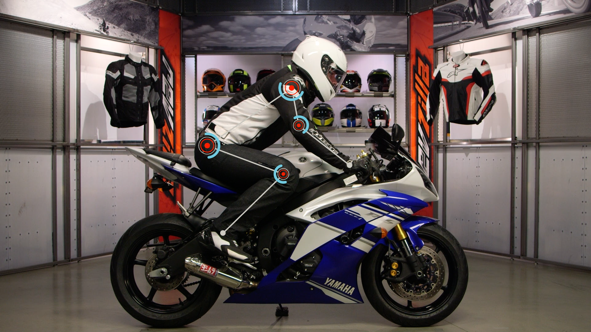 Choosing a motorcycle gear 53