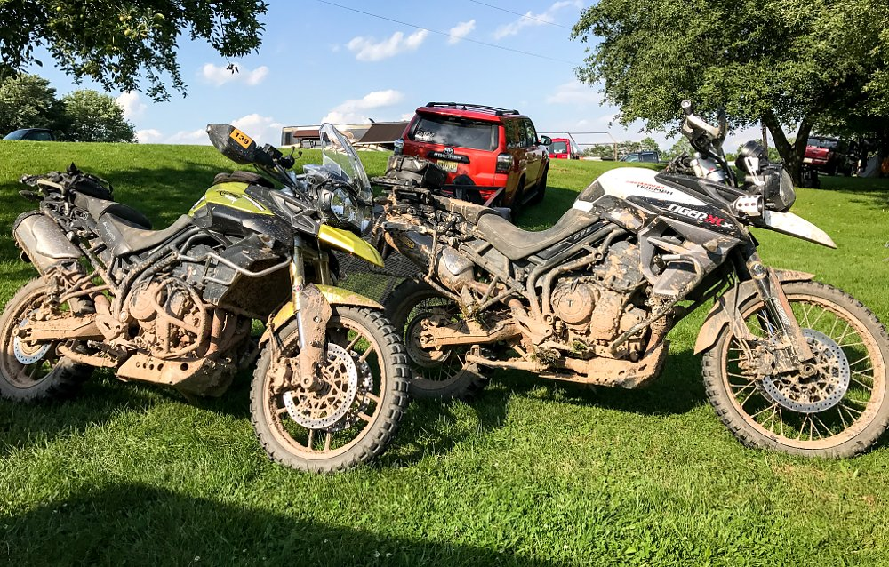 Tiger tales: Modifying an adventure bike for off-road abuse