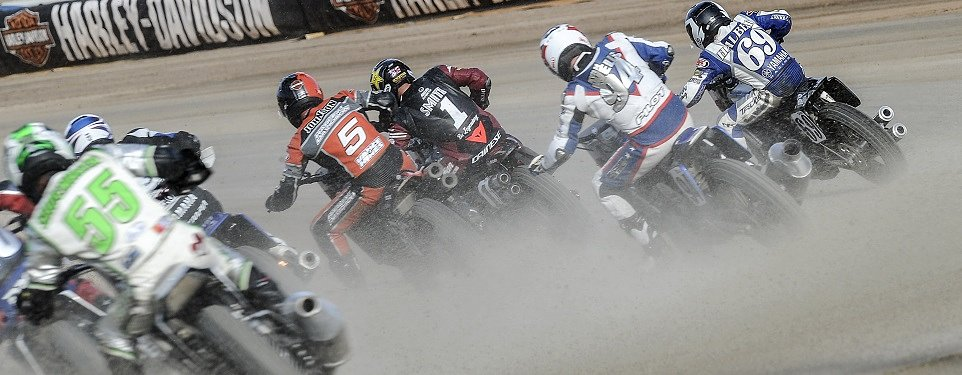Can a Wrecking Crew rebuild American Flat Track?