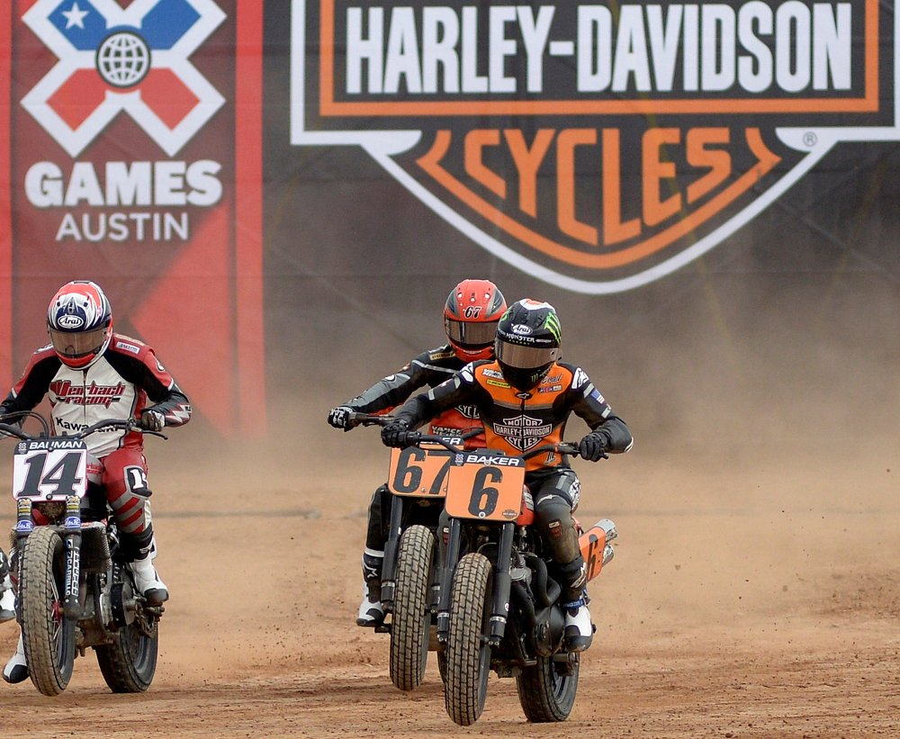 Harley-Davidson at the X Games
