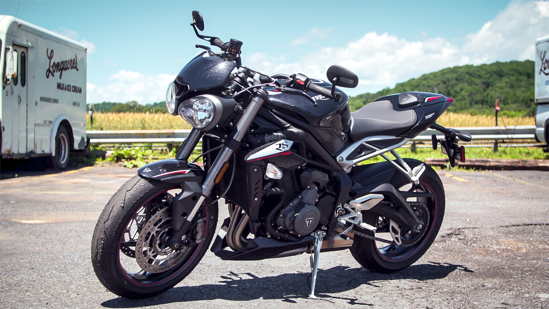 2018 Triumph Street Triple Rs Review Revzilla