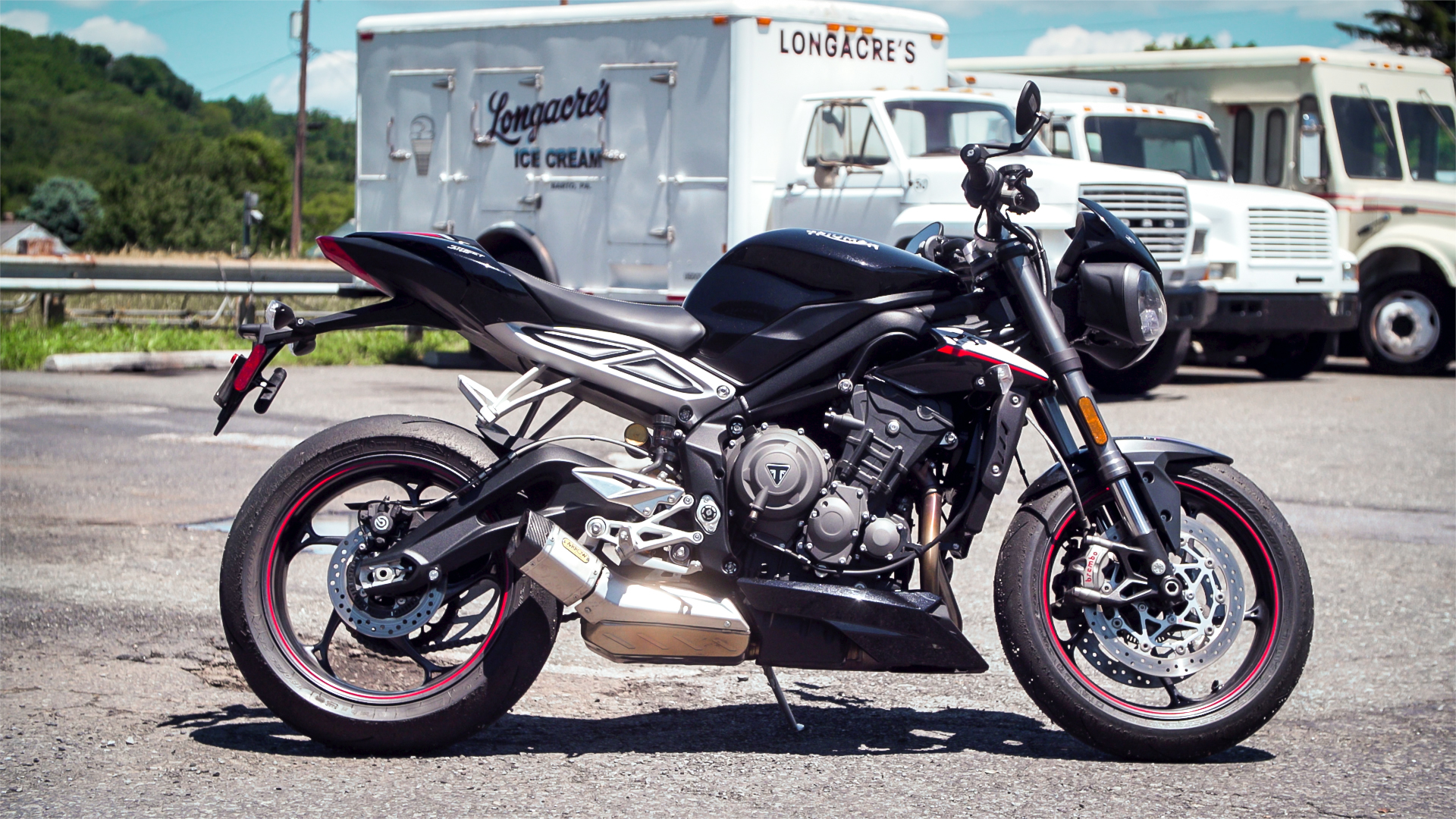 2018 Triumph Street Triple Rs Review Revzilla Style In A 7 Way Rv Wiring Diagram Lighting