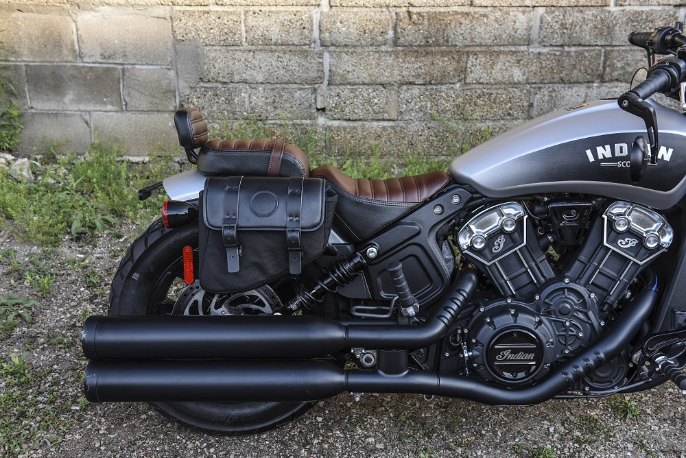 Indian Scout Bobber accessories