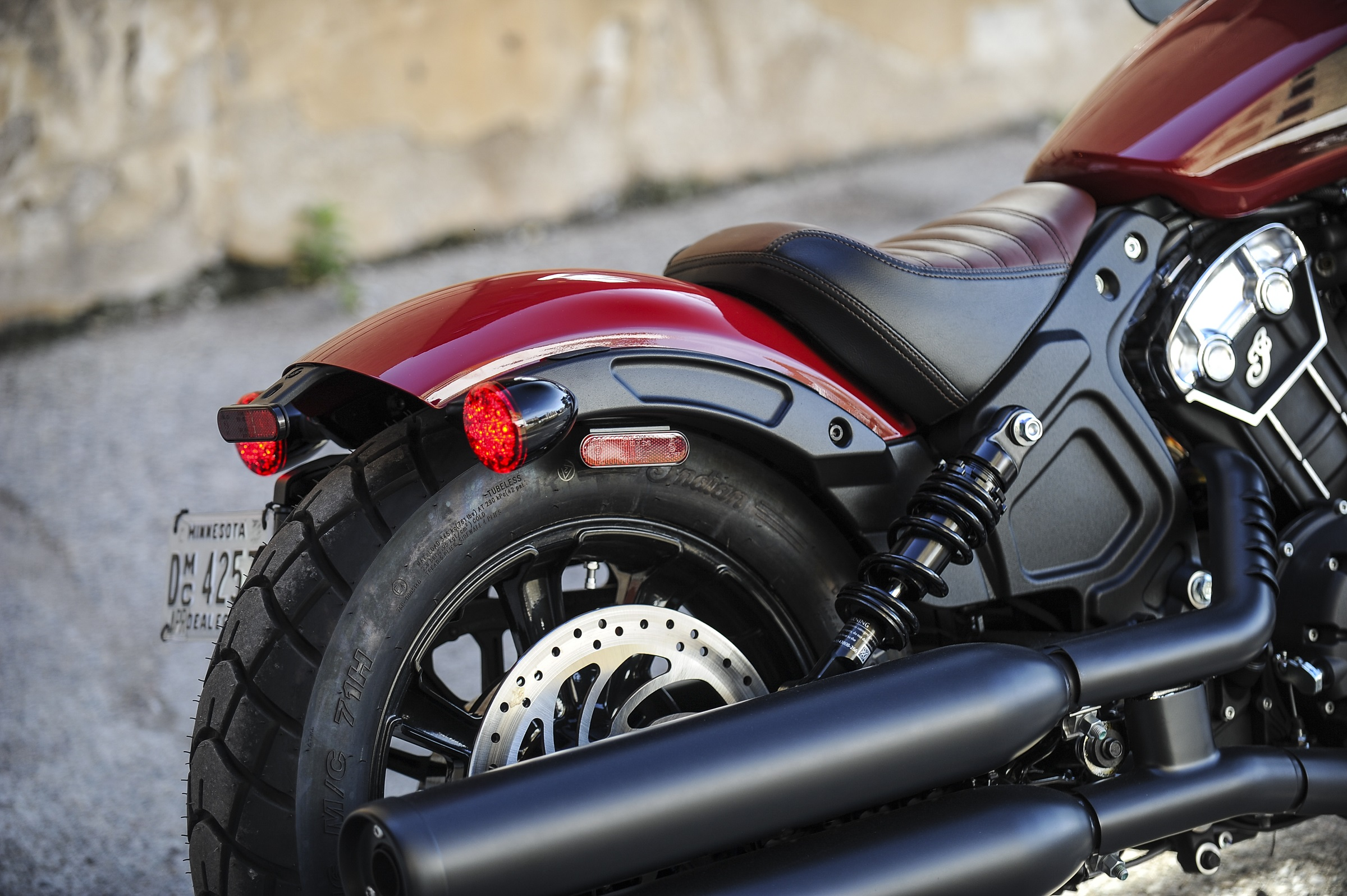 2018 Indian Scout Bobber first ride review - RevZilla