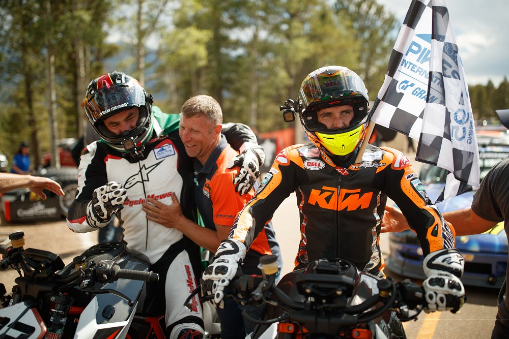 King of the Mountain: Chris Fillmore opens up about his Pikes Peak victory