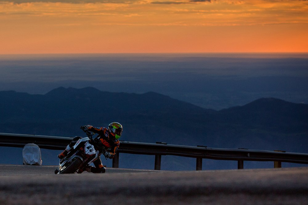 Chris Fillmore Pikes Peak