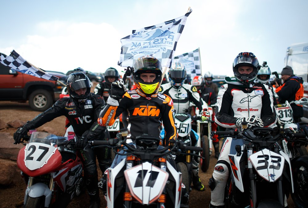 Chris Fillmore Wins Pikes Peak