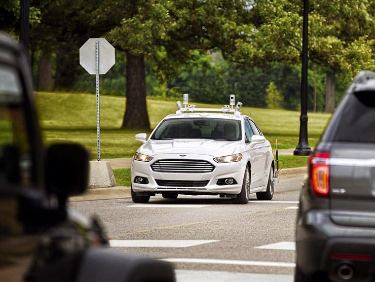 highly automated vehicle