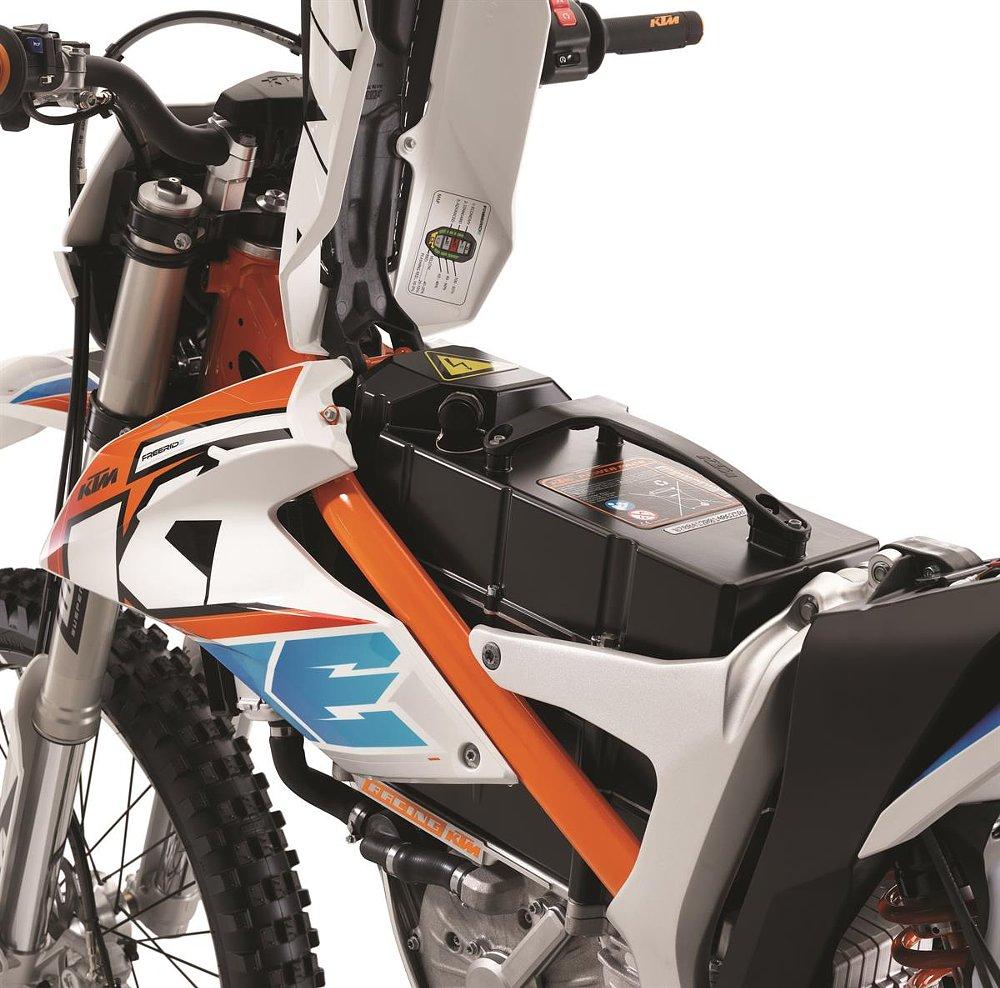 KTM Freeride E-XC battery