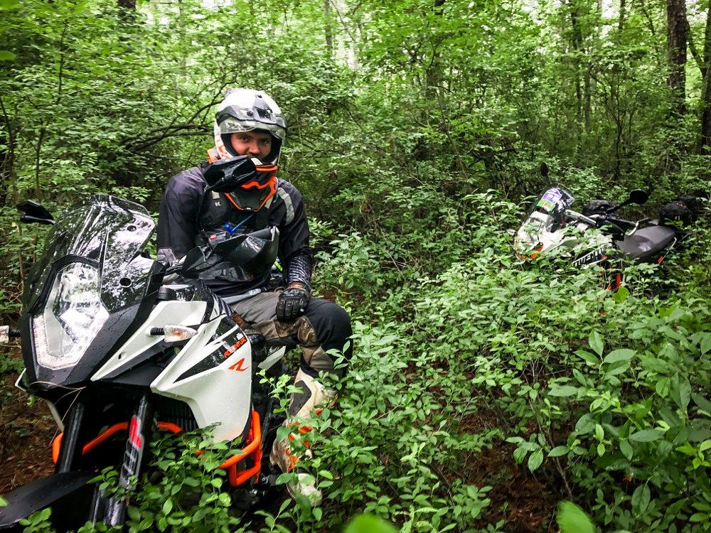 Mani Kalidasa KTM 1090 Adventure R