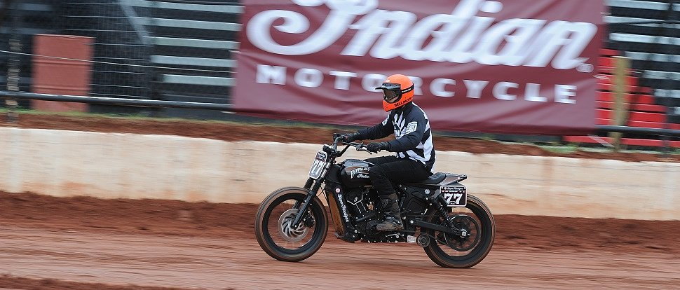 How not to learn flat track