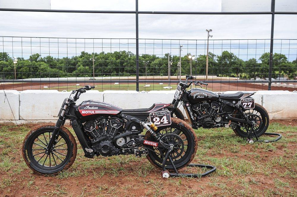Indian Scout Hooligan bikes