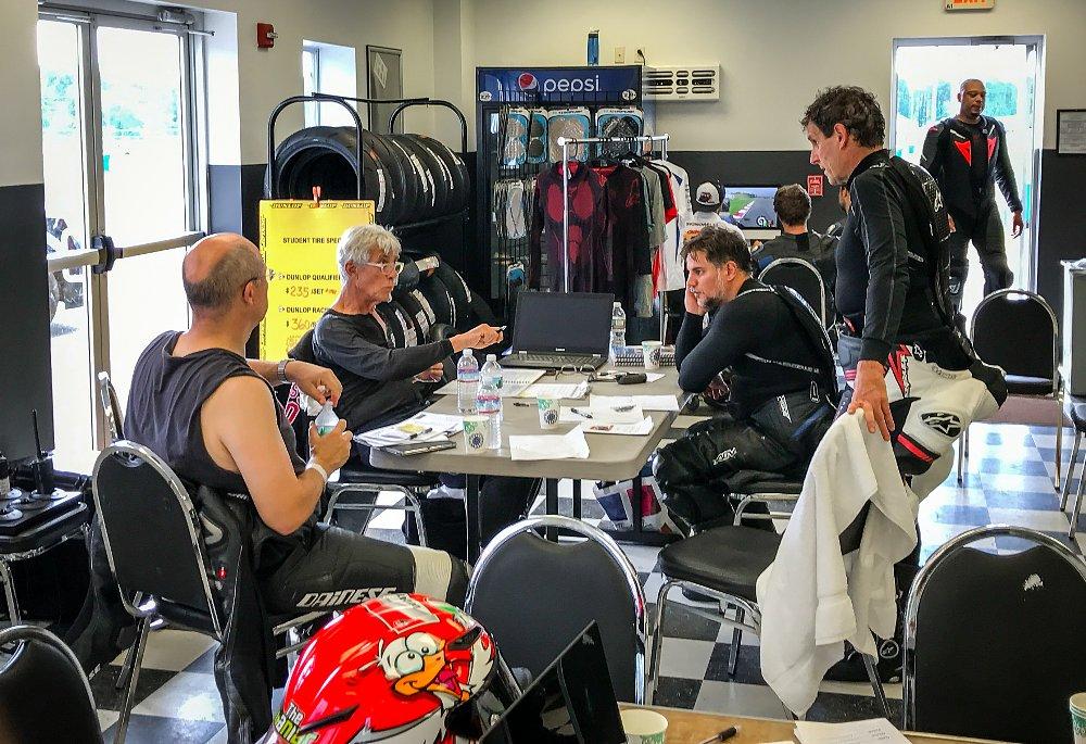 California Superbike School Keith Code