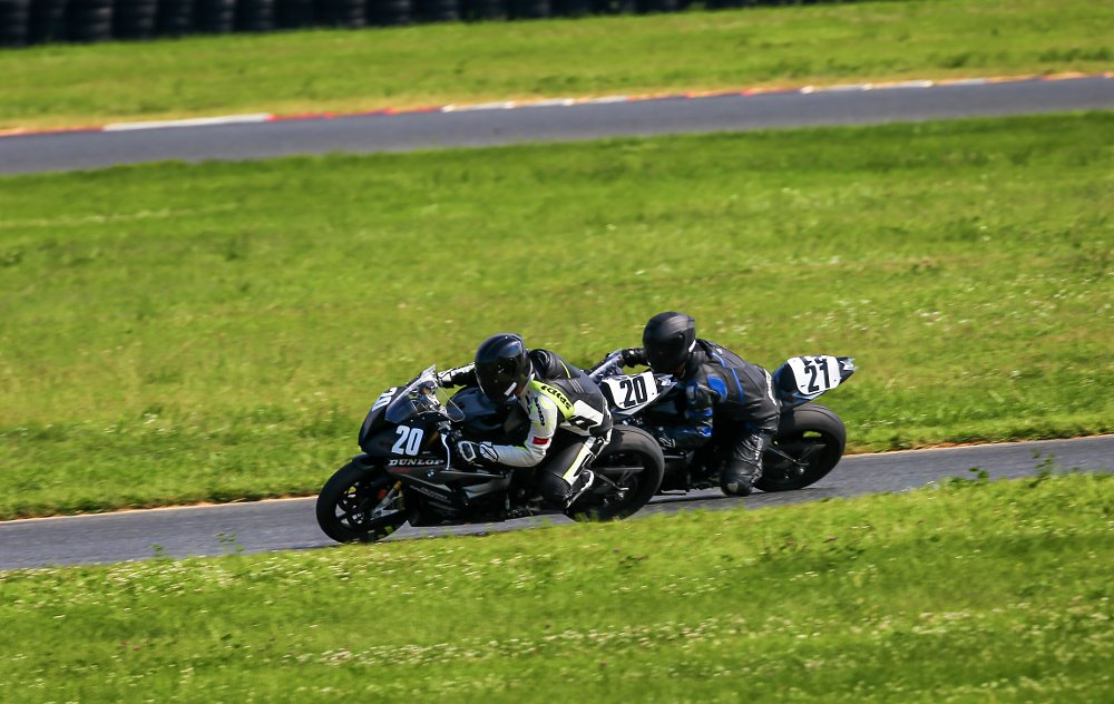 California Superbike School Spurgeon Dunbar Attack Angles