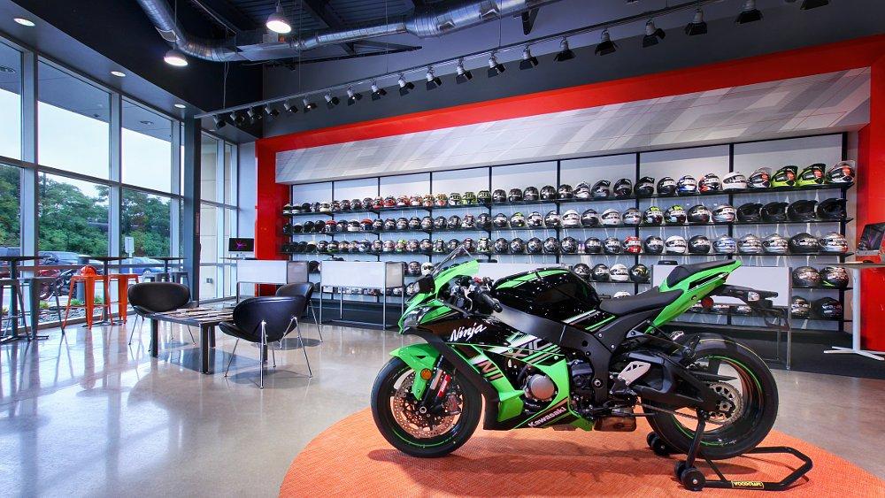 RevZilla Gear Showroom