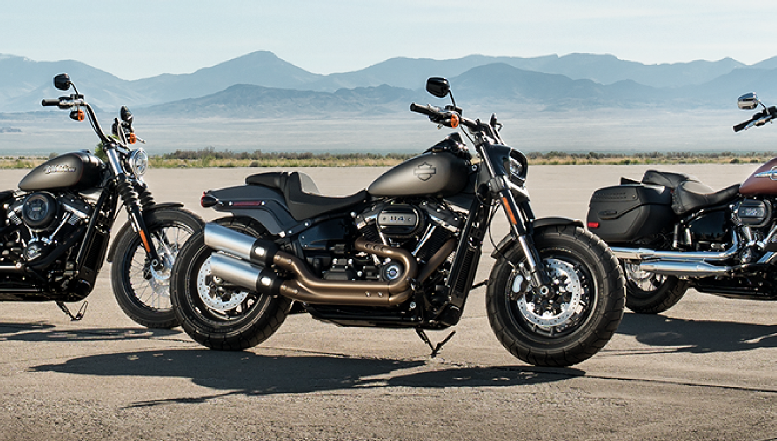 Harley-Davidson releases all-new Softail line, kills Dyna