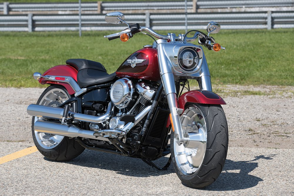 harley davidson releases all new softail line kills dyna