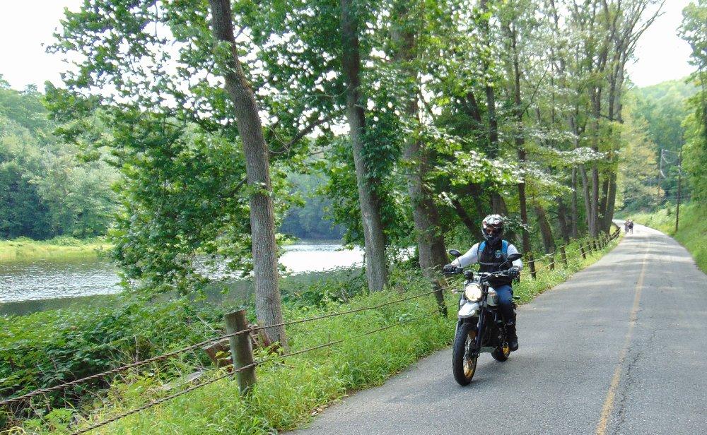 Ducati Desert Sled