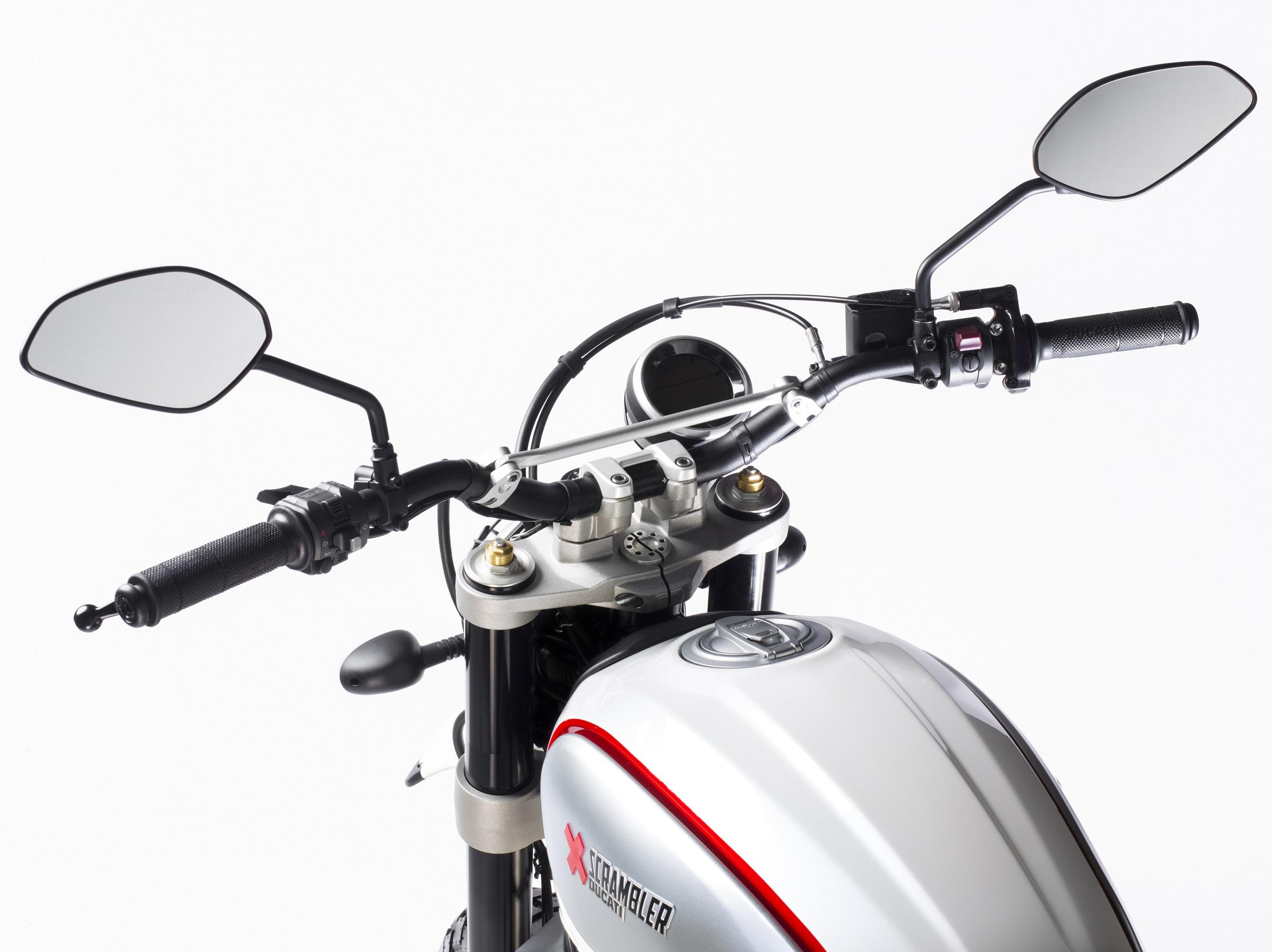 Manhattan To Mud 700 Miles On A Ducati Scrambler Desert Sled Revzilla Yamaha In Line Fuel Filters