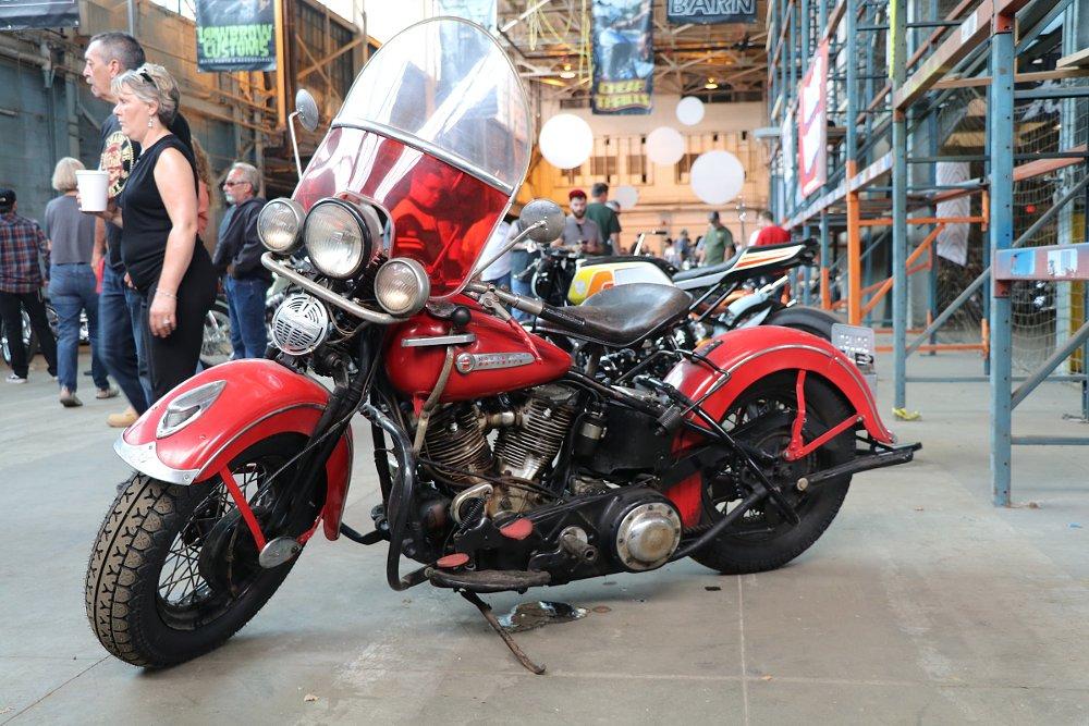 1948 Harley-Davidson