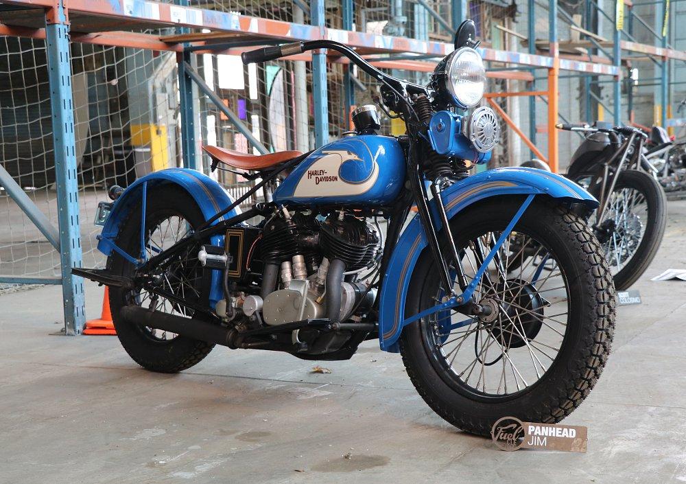 1933 VL after repair
