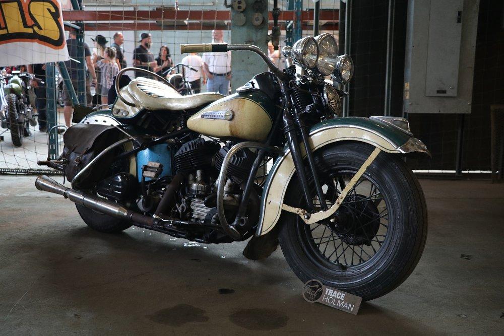 Harley-Davidson Model U