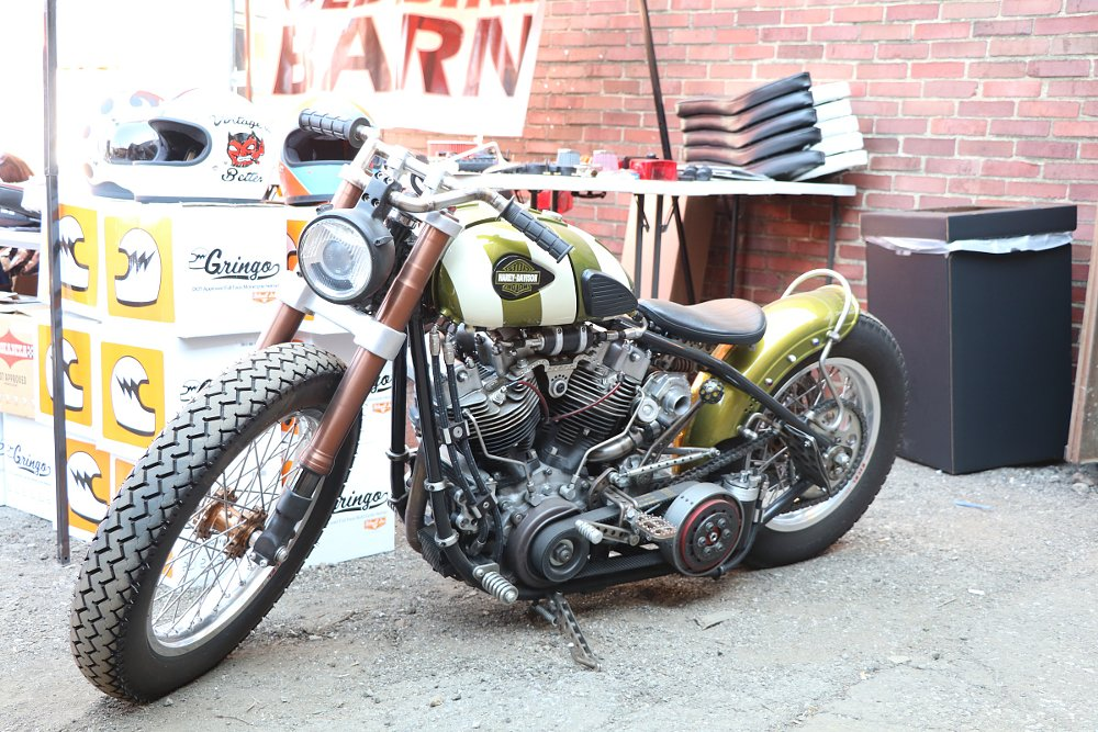 turbocharged Shovelhead