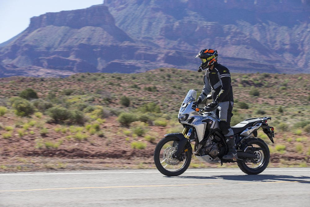 2016 Honda Africa Twin first ride review