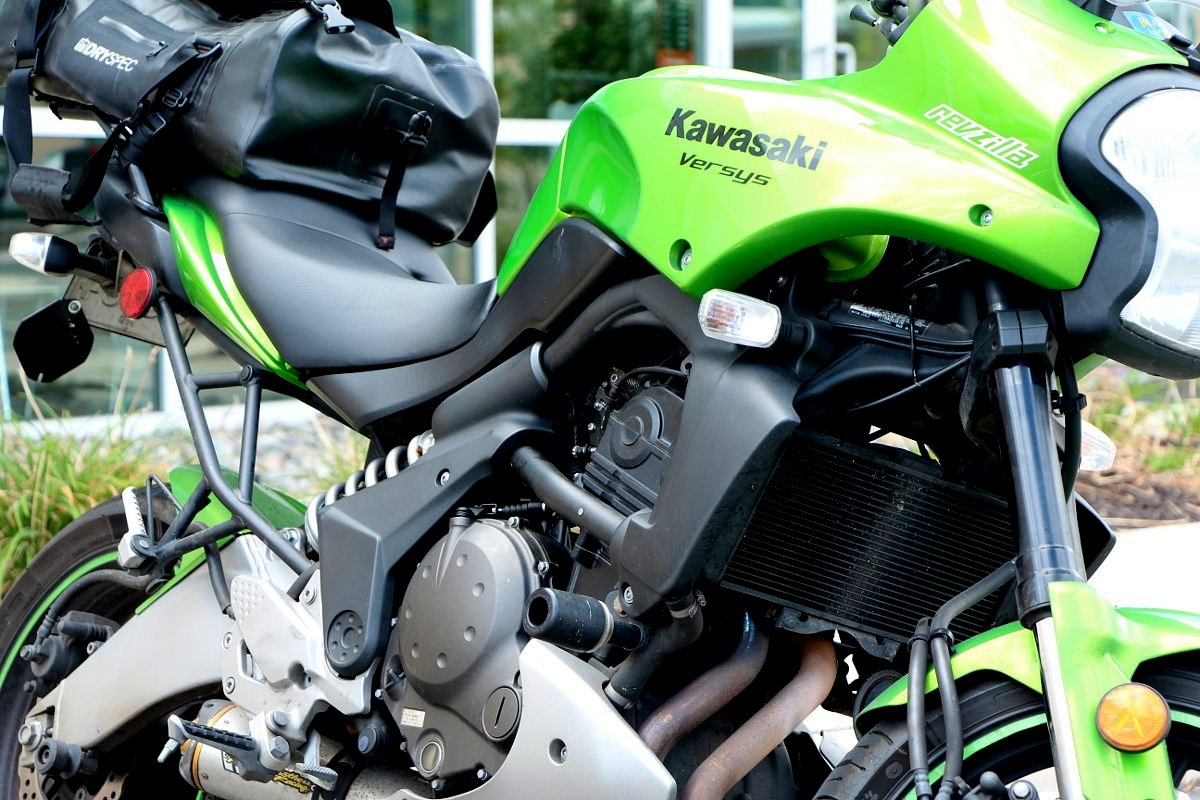 How to choose your first motorcycle