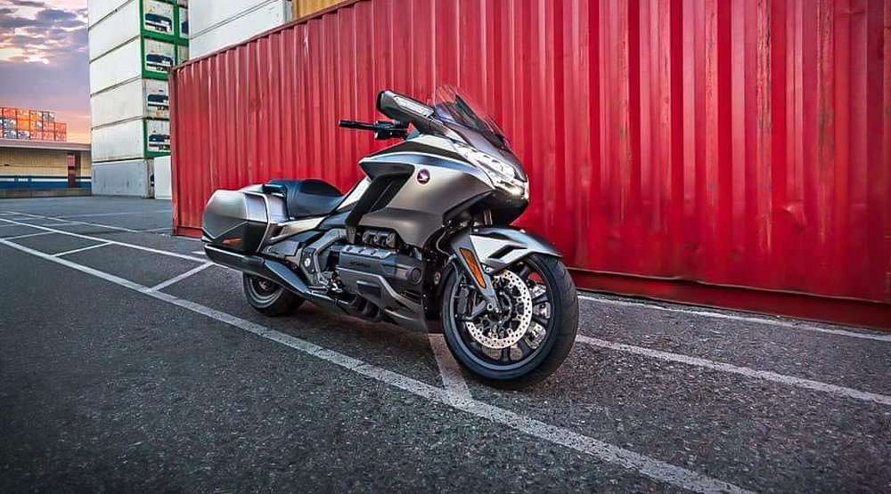 Is this the new Honda Gold Wing?