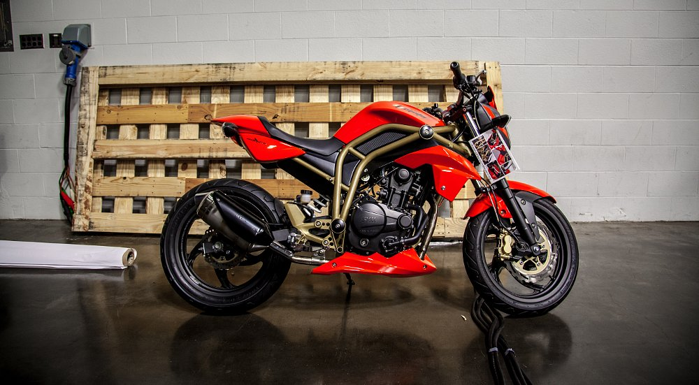 Minnesota startup 47moto launches new 250-class line of motorcycles