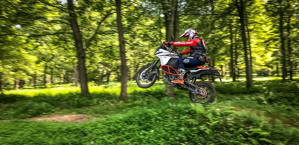 Mike Lafferty opens up about KTM, adventure bikes, and the new 1090 Adventure R