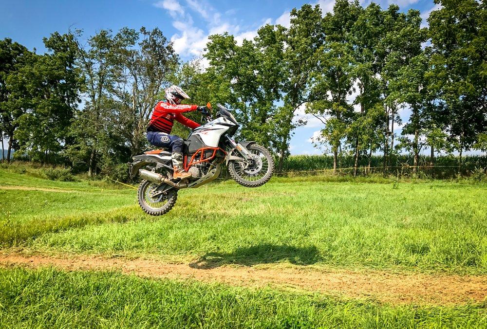 Mike Lafferty KTM 1090 Adventure R