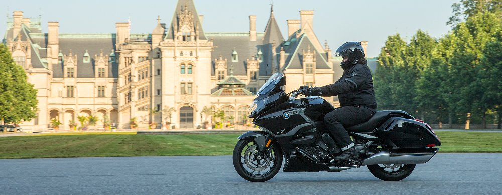 BMW K 1600 B review
