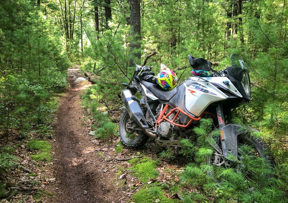 KTM 1090 Adventure R Review