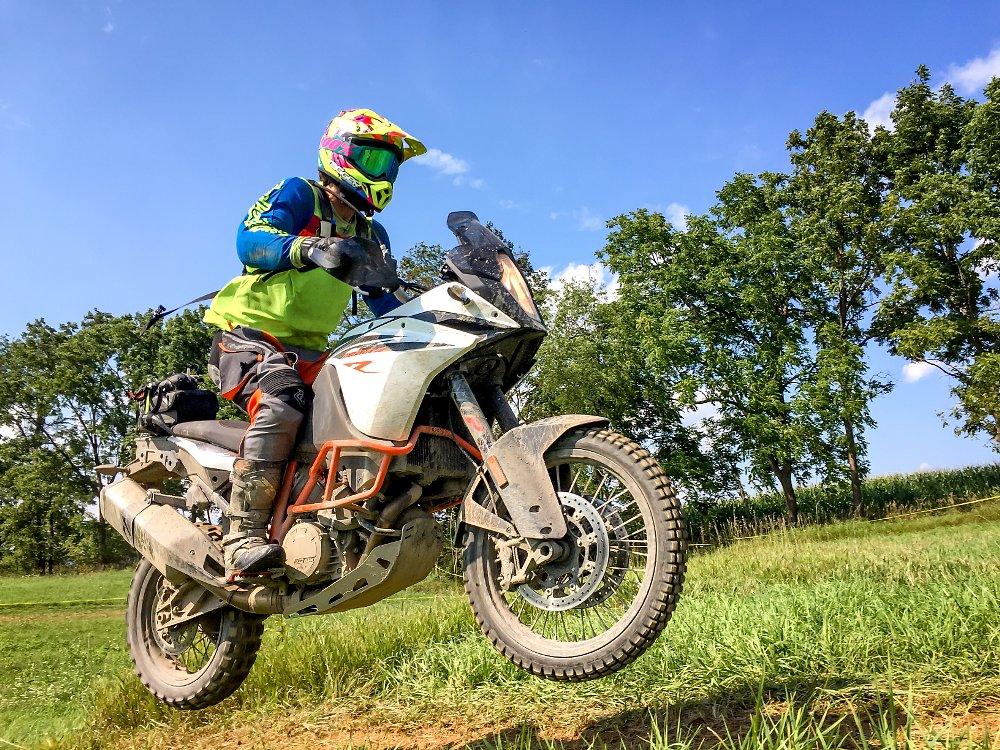 KTM 1090 Adventure R Spurgeon Dunbar
