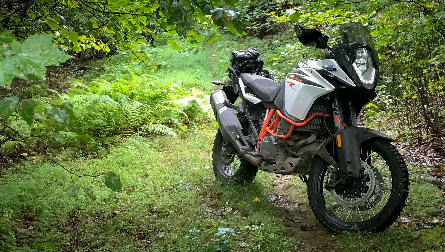 2017 KTM 1090 Adventure R review