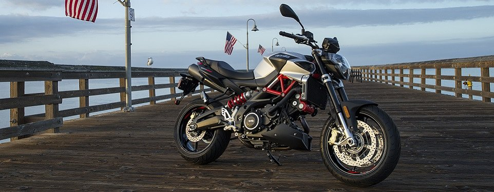 2018 Aprilia Shiver 900 first ride review