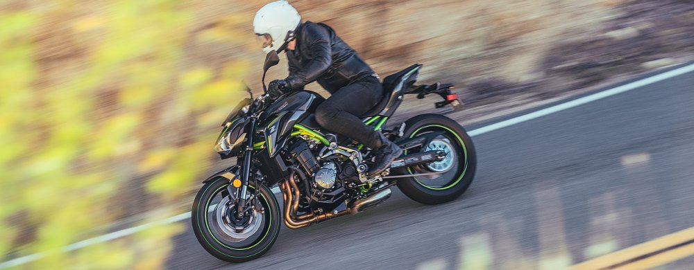 You needed to know: Kawasaki Z900 edition