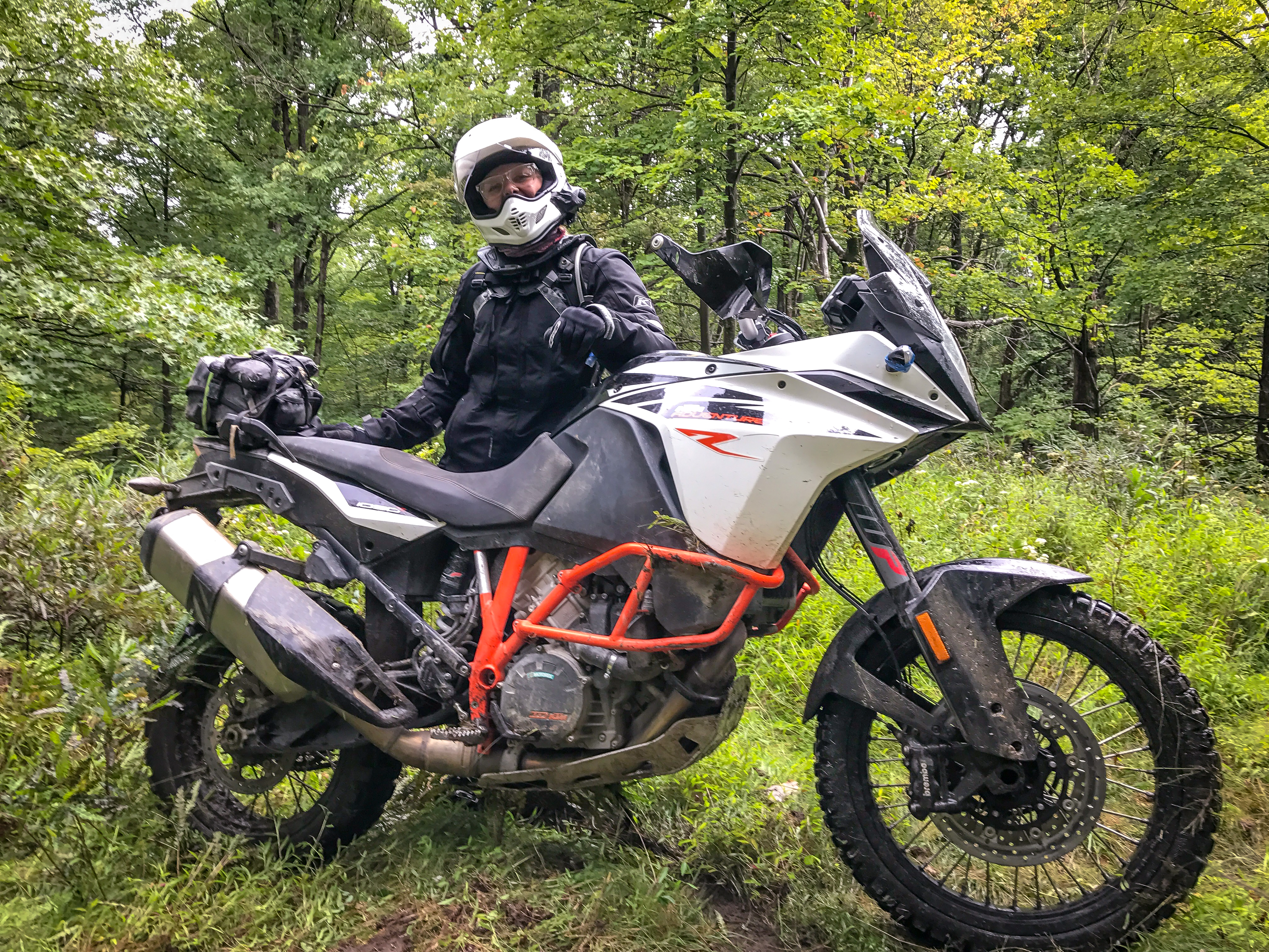 You needed to know: KTM 1090 Adventure R - RevZilla