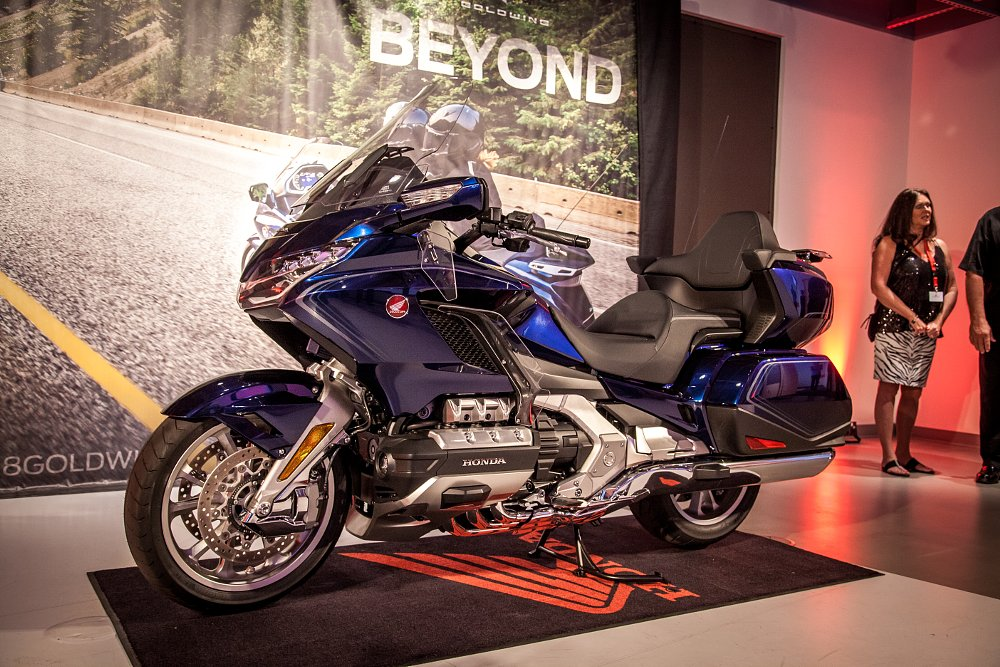 2018 Honda Gold Wing first look: Discovering what lies ...