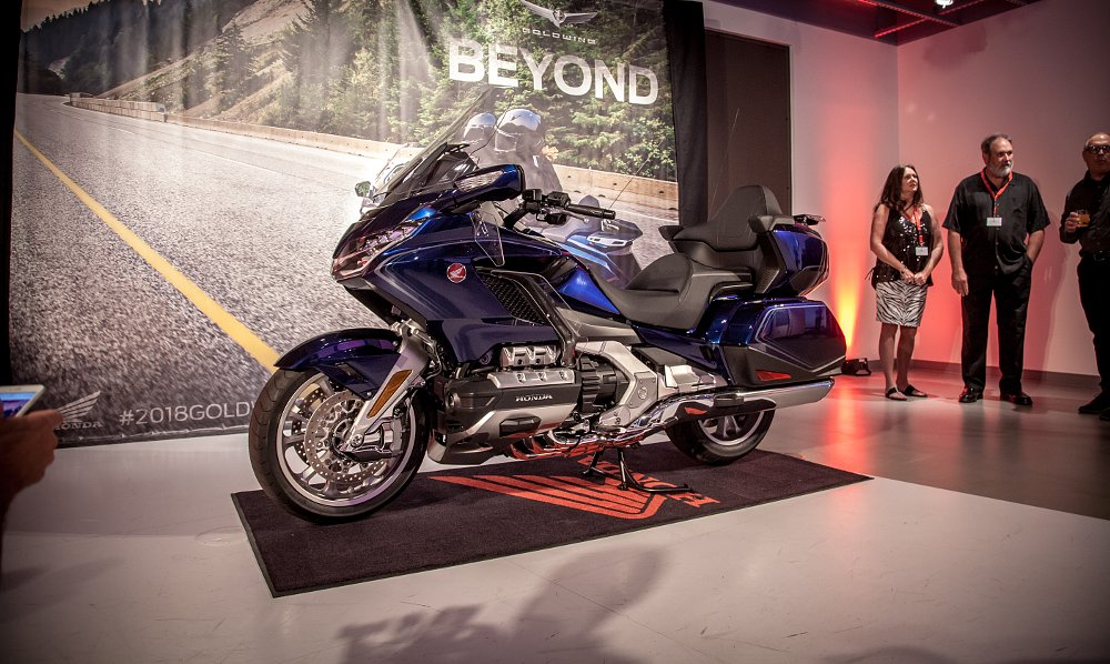 2018 Honda Gold Wing first look: Discovering what lies beyond