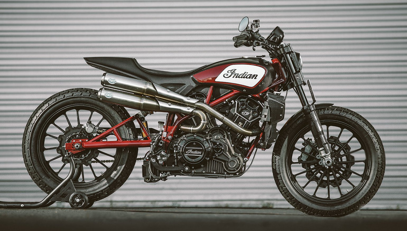 Indian built the bike Lemmy asked for, but is it real? - RevZilla