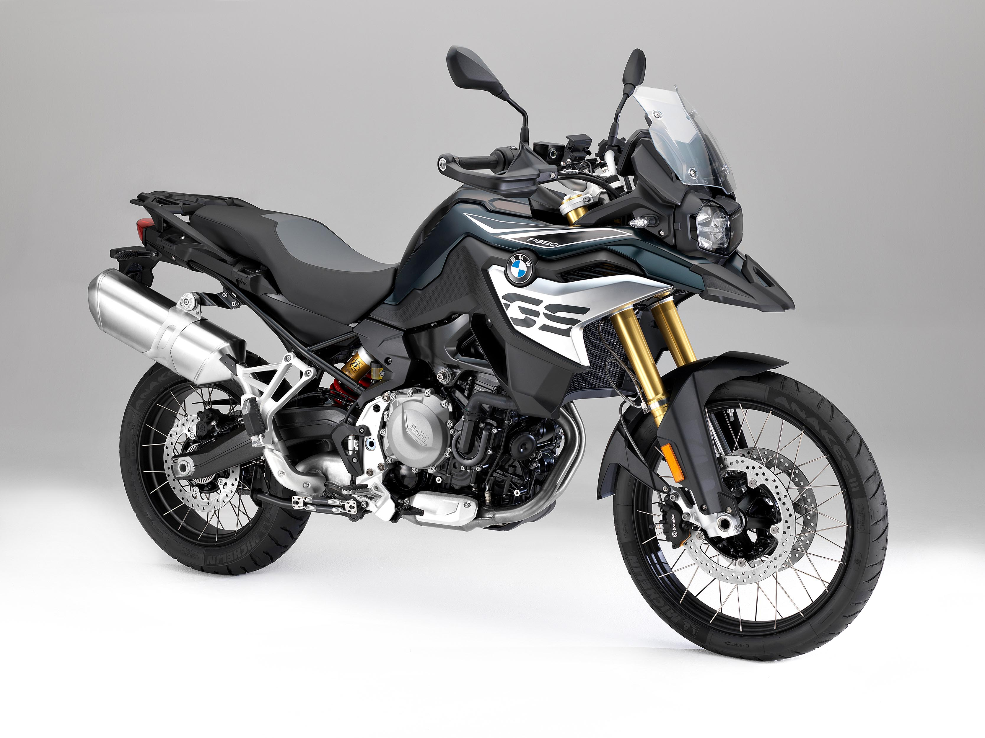 2018 Bmw F850gs And F750gs First Look Revzilla 2009 F650gs Wiring Diagram