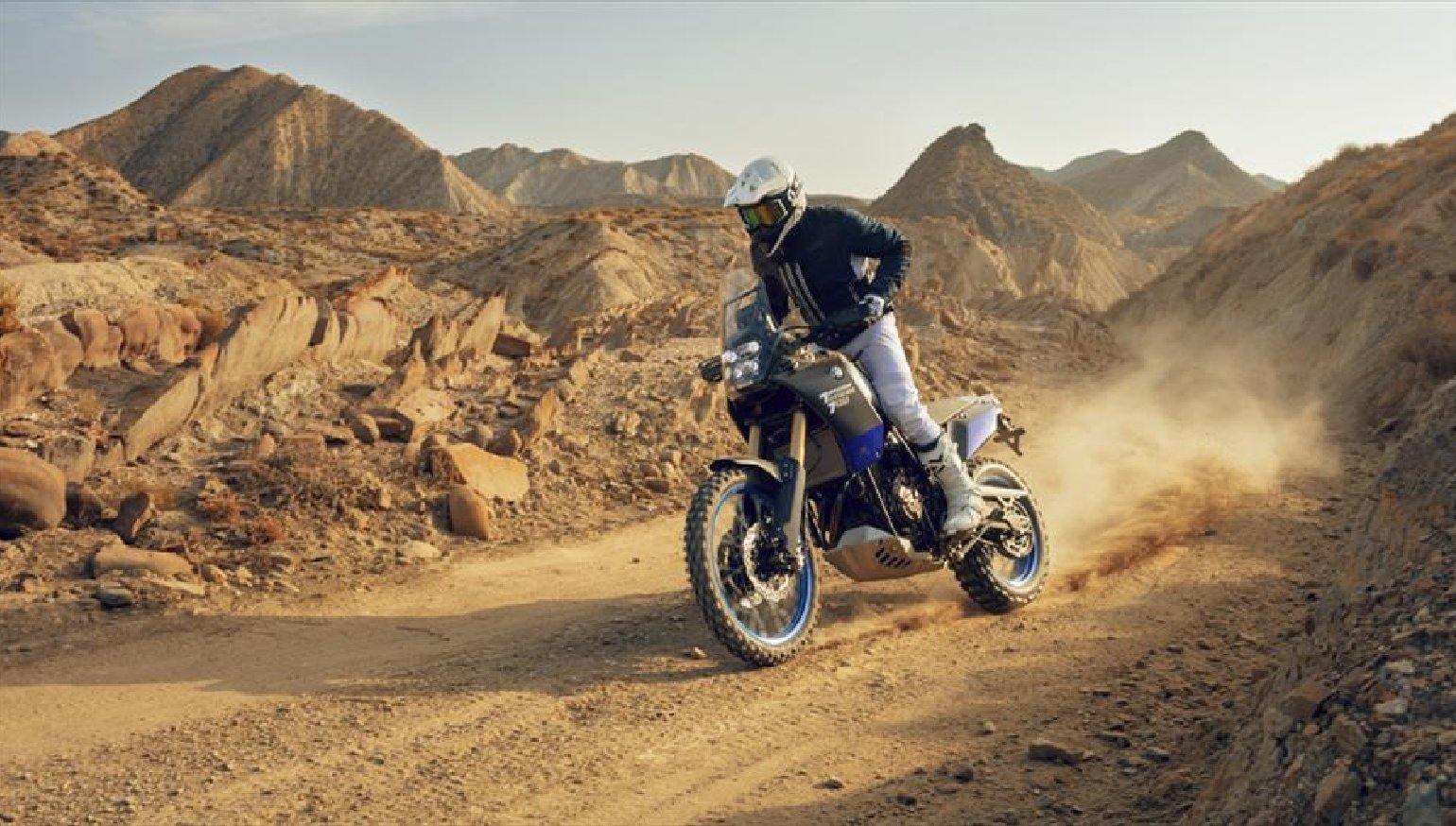 The long race to the middle: KTM's 790 Adventure R vs