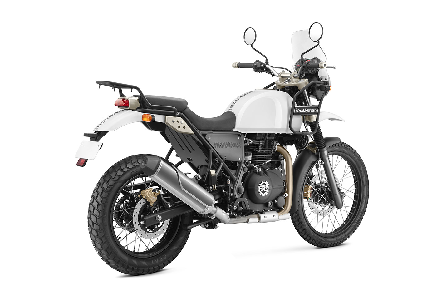 Royal Enfield Himalayan Coming To Us For 2018 Revzilla