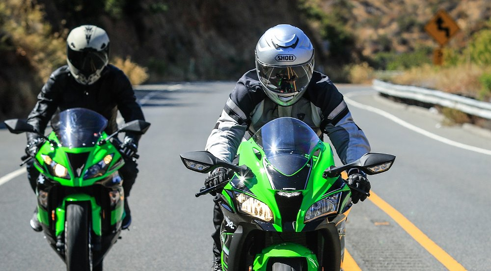 Ninjas revisited: A former racer tries Kawasaki's fastest, 30 years later